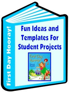 First Day Hooray Nancy Poydar Lesson Plans and Fun Projects for Students