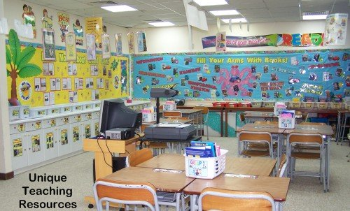 Hard Facts On Smart Classroom Design Ideas Guidelines And Layouts ~ Classroom bulletin board displays