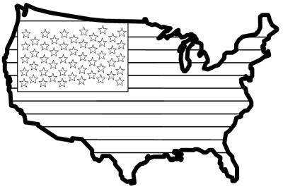 Flag Day June 14 Printable Worksheets
