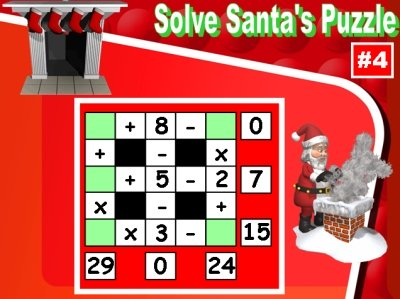 Free Christmas Math Powerpoint Presentation Addition, Subtraction, Multiplication