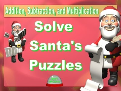 Free Math Powerpoint Lesson Plans For Christmas