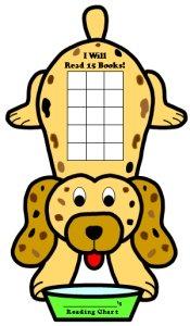 Free Reading Sticker Charts Elementary School Students