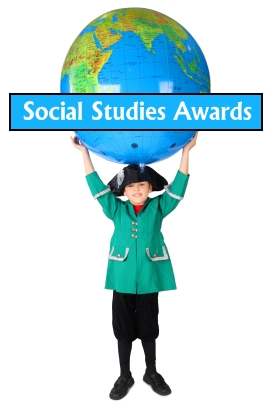 Free Social Studies Award Certificates For Elementary School Students