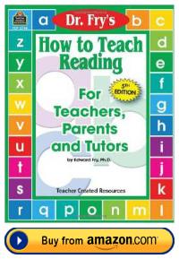 Dr. Fry Teacher Sight Word Reading Resource Book