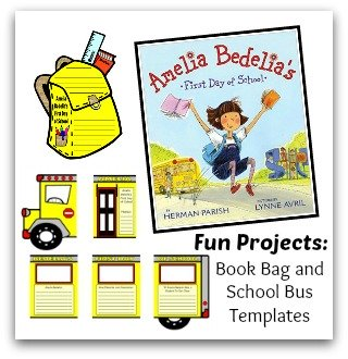 Fun and Creative Amelia Bedelia Book Report Projects