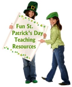 Fun St. Patrick's Day Teaching Resources and Lesson Plan Activities