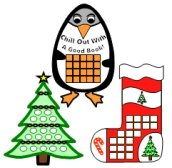 Fun Winter and Christmas Sticker Charts and Templates For Teachers