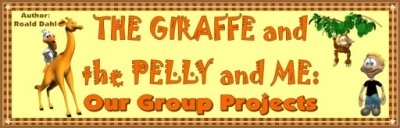 Giraffe and the Pelly and Me Bulletin Board Banner