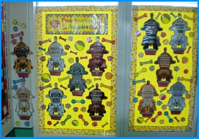 Grammar Classroom and Bulletin Board Display