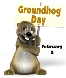 Celebrating Groundhog Day February 2