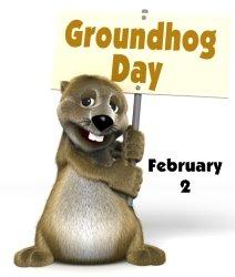 Celebrating Groundhog Day February 2
