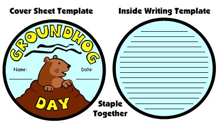 Groundhog Day Fun February Projects and Activities for Students