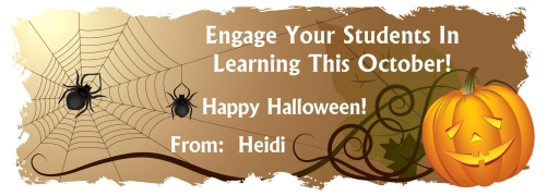 Halloween Lesson Plans and Activities for Elementary Teachers and Students