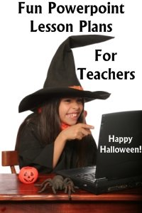 Fun Halloween Powerpoint Lesson Plans For Elementary School Teachers