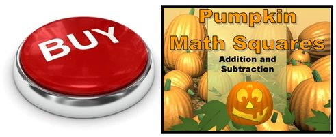 Halloween Math Puzzles Powerpoint Lesson Plans Buy Now Button
