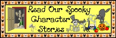 Halloween Spooky Stories Bulletin Board Display Banner For Teachers