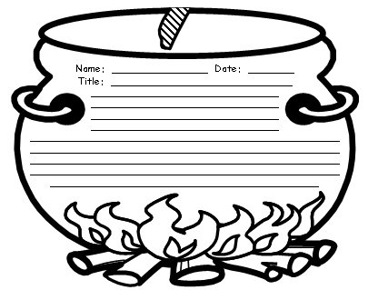 creative writing outline template One of the most important elements in a novel or short story is characterization:  making the characters seem vivid, real, alive one technique that many writers.