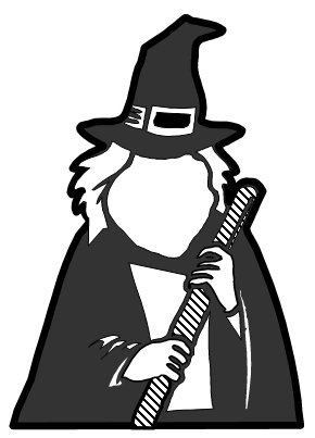 Halloween Witch Creative Writing Top Template