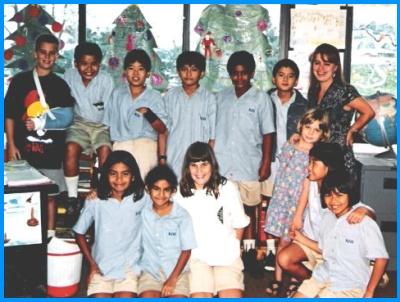 Heidi McDonald My Grade 5 Classroom in Jakarta, Indonesia