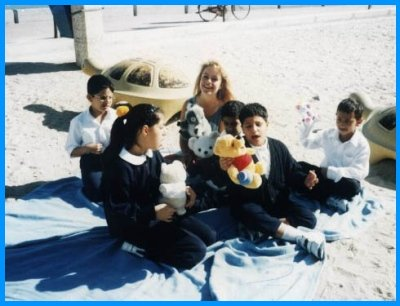 Heidi McDonald Teacher Kuwait