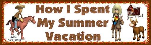 Back To School Read Aloud Book Ideas How I Spent My Summer Vacation Mark Teague