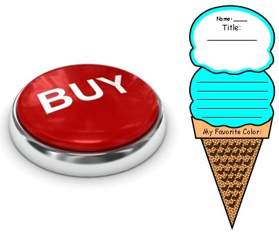 Buy Ice Cream Color Poems Now