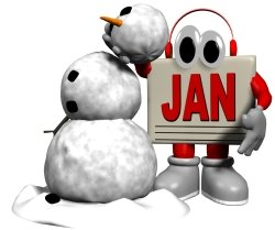 January Classroom Calendar For Elementary School Teachers