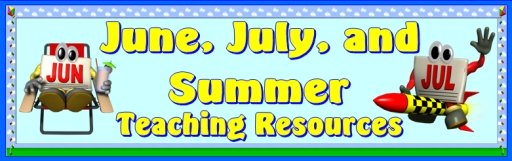 Summer Teaching Resources and Lesson Plans