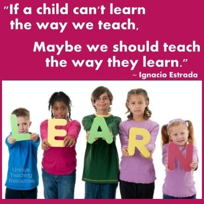 Quotes about learning and teaching.