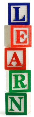 Learning Blocks for Teaching Spelling