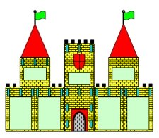 Medieval Castle Book Report Project Templates