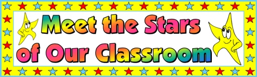 Star Shaped Creative Writing Templates for Back To School