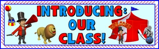 Interview a New Classmate for Back to School Bulletin Board Display Banner for Elementary School