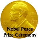 Nobel Peace Prize Ceremony December 10