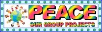 Peace Day Fun Group Projects and Activities For Students