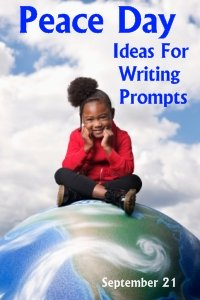 Peace Day Writing Prompts and Creative Journal Ideas for Students