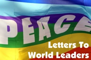 Peace Day Letters to the President and World Leaders