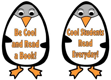 Penguin Classroom Bulletin Board Display Ideas and Examples for Reading