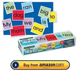 Pocket Chart Cards Sight Words