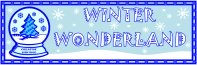 Winter Wonderland Creative Writing Bulletin Board Display Banner