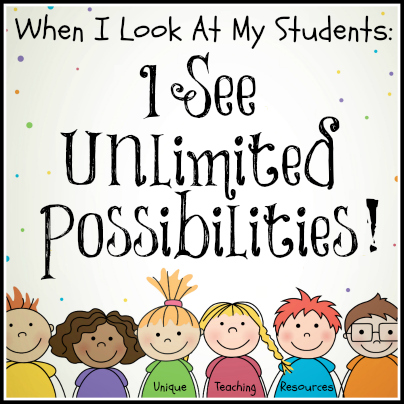 Quotes About Teaching - Unlimited Possibilities In My Students