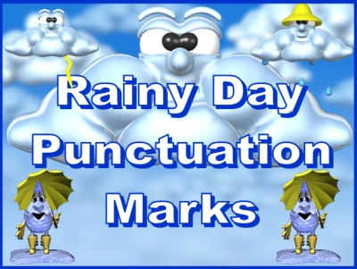 Punctuation Marks Spring Powerpoint Teaching Resources