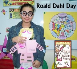 Roald Dahl Day Student Main Character Projects and Ideas for Costumes