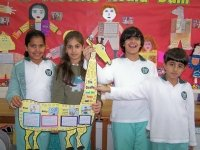 Roald Dahl The Giraffe and the Pelly and Me Lesson Plans Activity