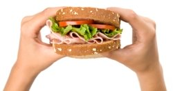 Sandwich in Hands