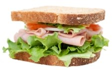 Sandwich Book Report Worksheets