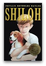 Shiloh Book Cover and Creative Book Report Projects