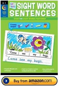 Sight Words Sentences Resource Book