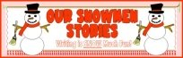Winter Snowman Projects and Creative Writing Templates