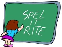 Spell It Right Graphic